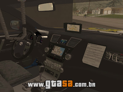 Toyota Hilux 2014 PRF [ImVehFt] para GTA San Andreas